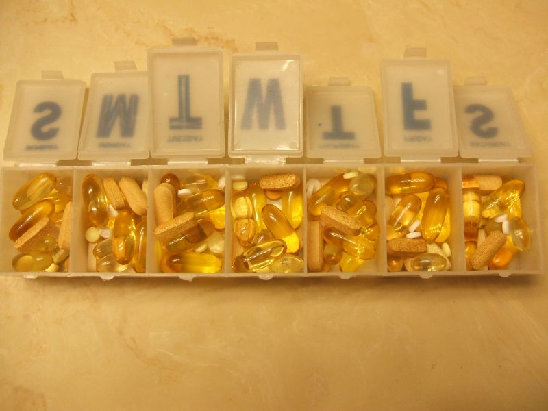 The vitamins that you need to stay healthy are secretly hidden all around you!